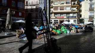 España en huelga