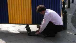 La digitalización de la pequeña empresa sigue siendo una asignatura pendiente.