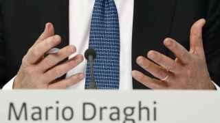 La mano de Draghi agitan los mercados.