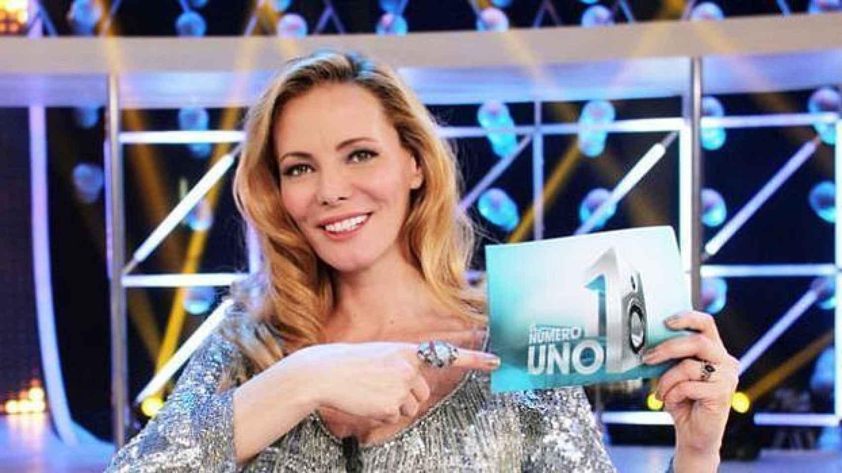 Paula Vázquez presentó varios formatos en Antena 3