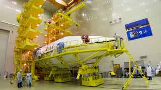 La nave que se envía a Marte.