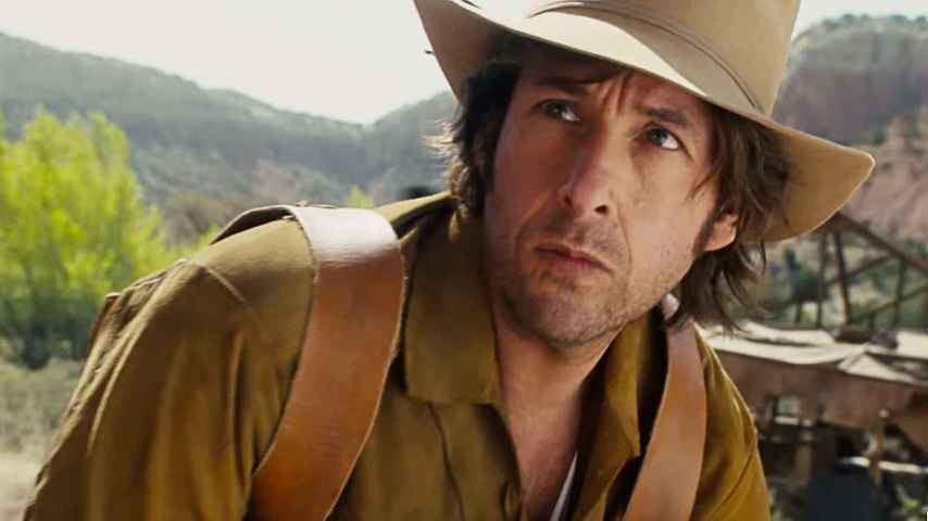 Adam Sandler en Ridiculous 6