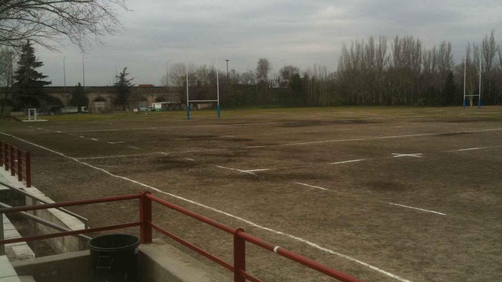 Imagen del campo de Cantarranas.