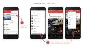 Google+ se actualiza: permite fijar publicaciones y filtrar el contenido por círculos