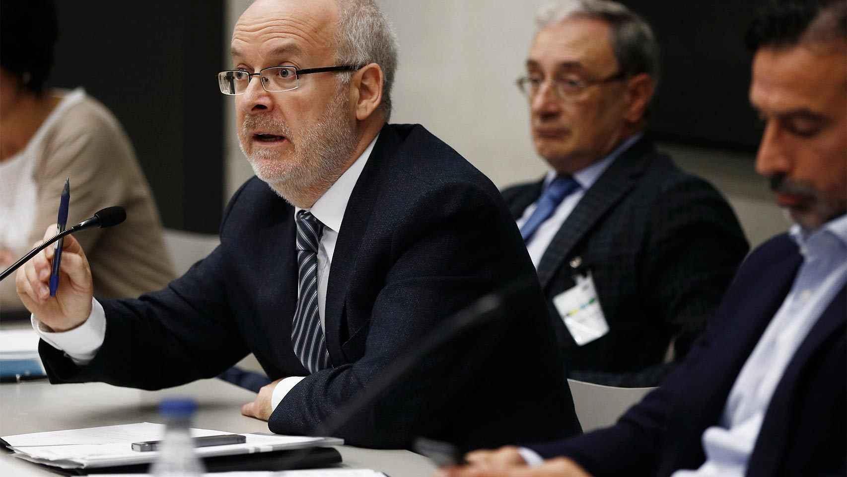Brauli Duart, presidente de la corporación catalana de medios audiovisuales