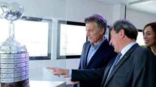 Macri hizo negocios con Puerta en Argentina
