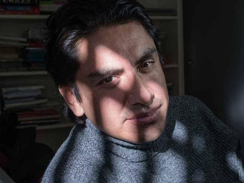 Ricardo Fuentes, director ejecutivo de Oxfam México