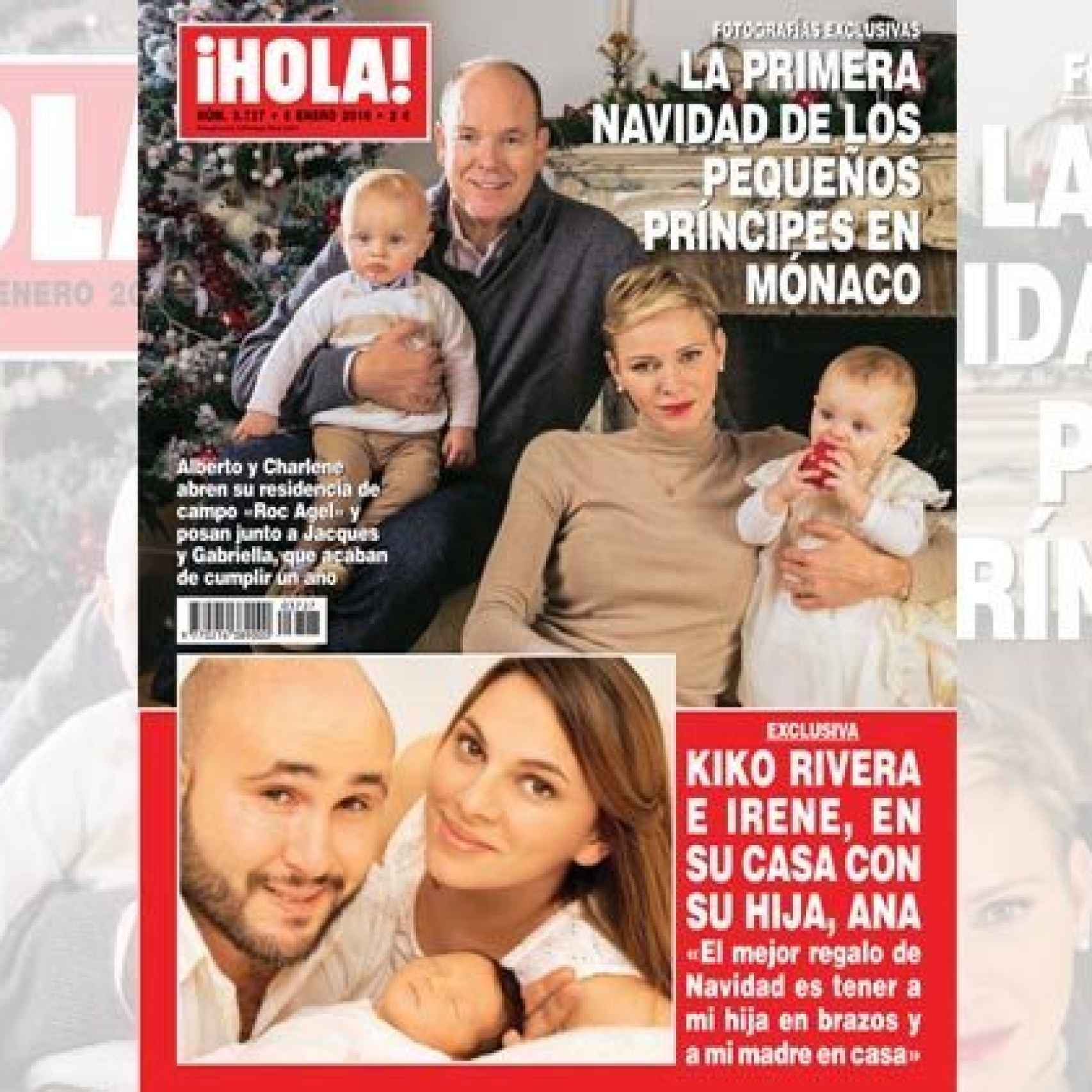 Kiko Rivera presentó a la pequeña Ana previo pago de una exclusiva