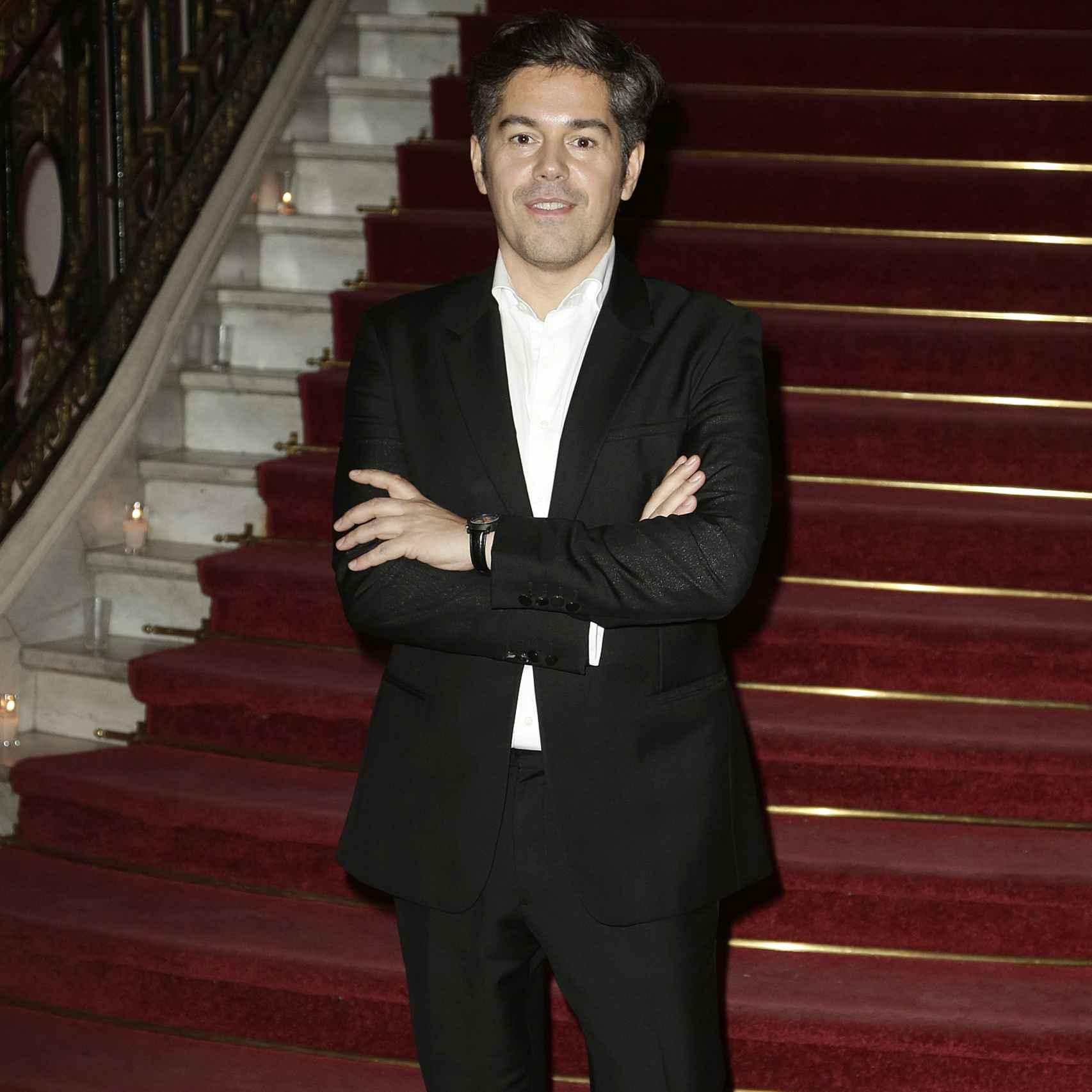 Jorge Vázquez comentó que le iban a llamar de Casa Real