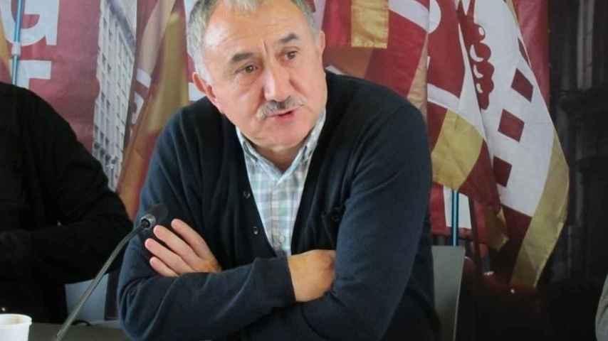 Josep María Álvarez, elegido secretario general de UGT