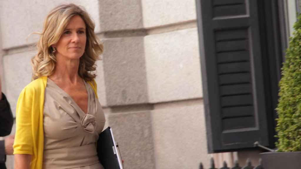 Cristina Garmendia, en una imagen de archivo.