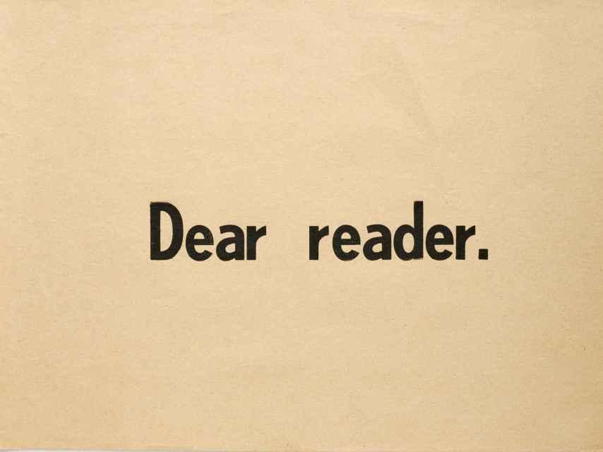 Querido lector, Paris, 1975