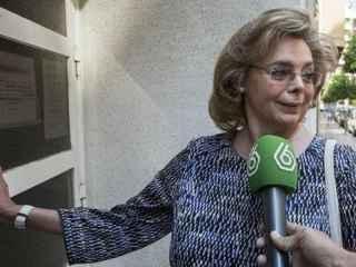 Maria José Alcón en una imagen reciente