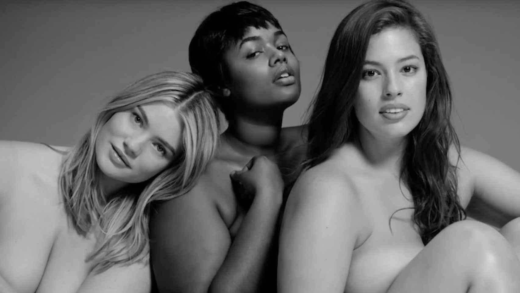 Fotos desnudas de tallas grandes de mujeres
