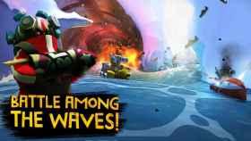 Battle Bay: Rovio aparca Angry Birds y se pasa a los MOBA