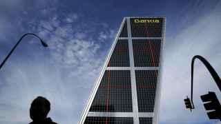 Edificio de Bankia en Madrid