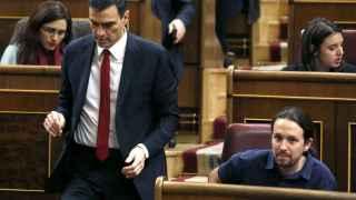 Pedro Sánchez y Pablo Iglesias abren la puerta para retomar el diálogo