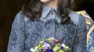 Kate Middleton vuelve a triunfar tras la polémica