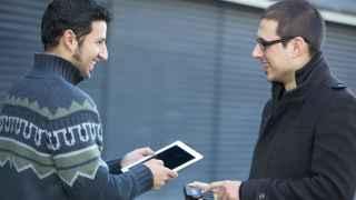 David Pombar (izquierda) y Xoán Castellano (derecha), cofundadores de Setpay.
