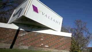 Sede de Valeant en Canadá.