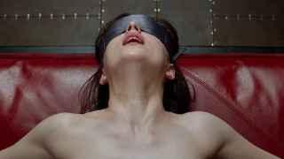 Fotograma de la película 50 sombras de Grey de Sam Taylor-Wood