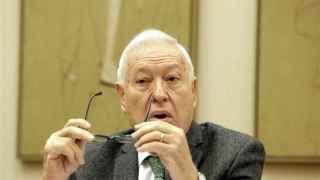 El ministro de Exteriores en funciones, José Manuel García-Margallo.