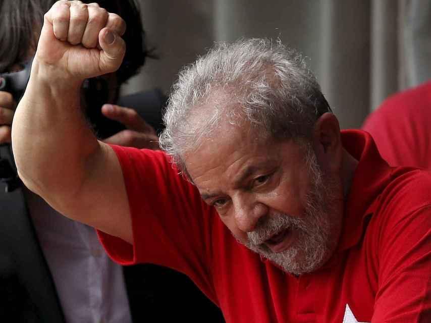 El despacho de Lula estará sobre el de Rousseff.