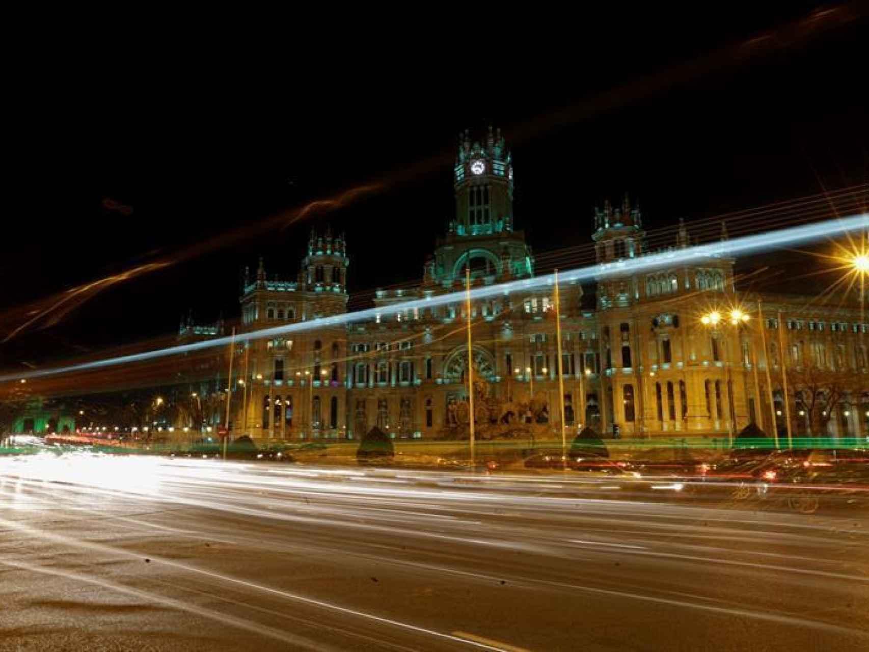 El Palacio de Cibeles, sede del Ayuntamiento de Madrid/Javier Lizón/EFE