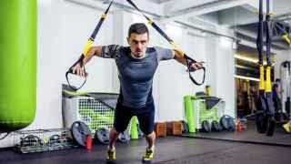 TRX: cinco beneficios del entrenamiento en suspensión