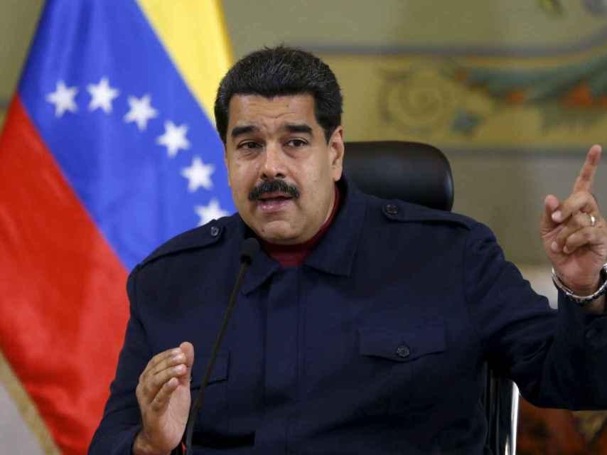 El Gobierno venezolano afirma que España conspira contra él.