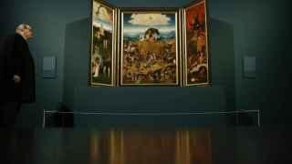 Visión de El carro del heno, de Patrimonio Nacional, en el Monasterio de El Escorial.