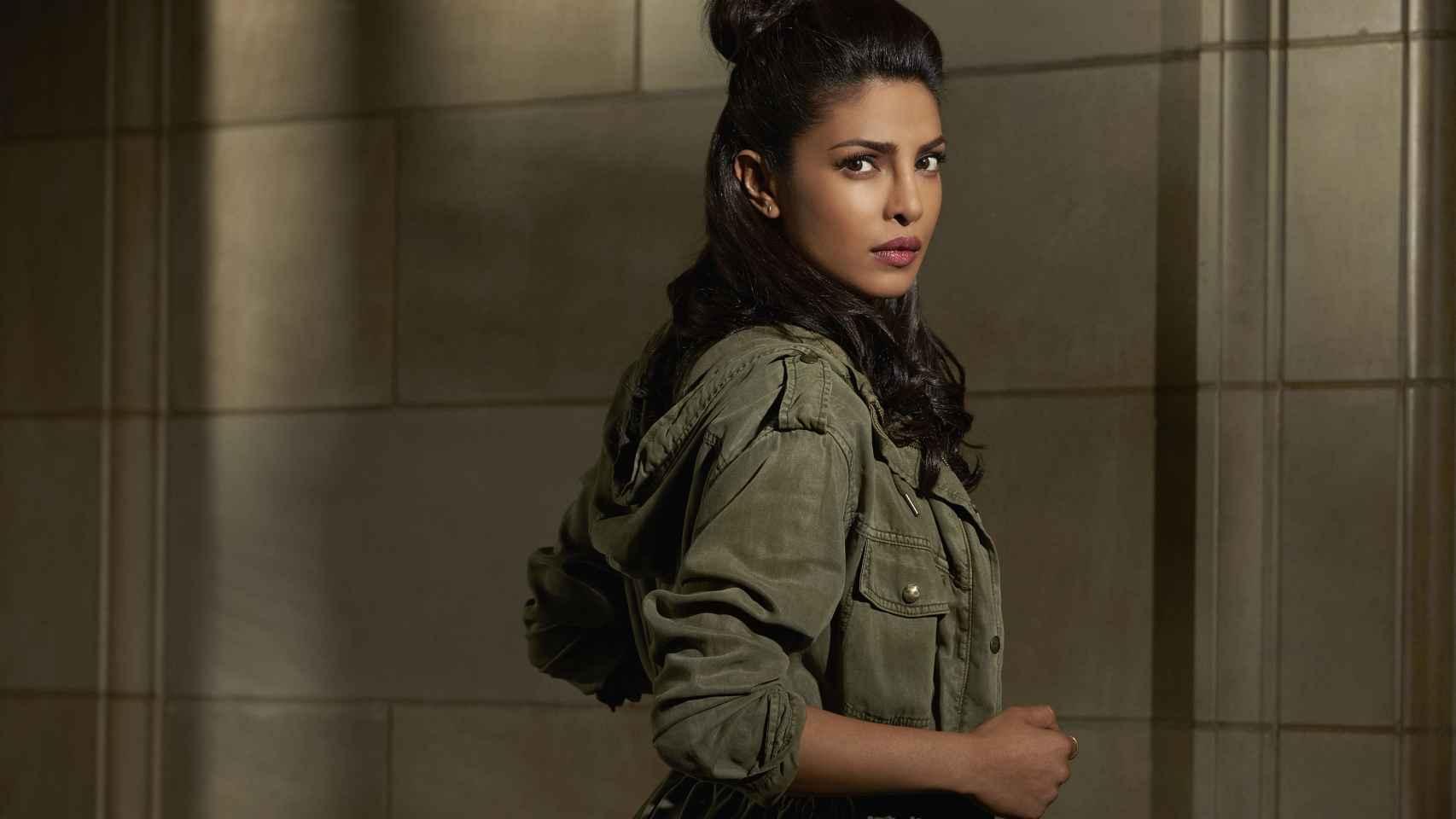 Priyanka Chopra en el papel de Alex Parrish