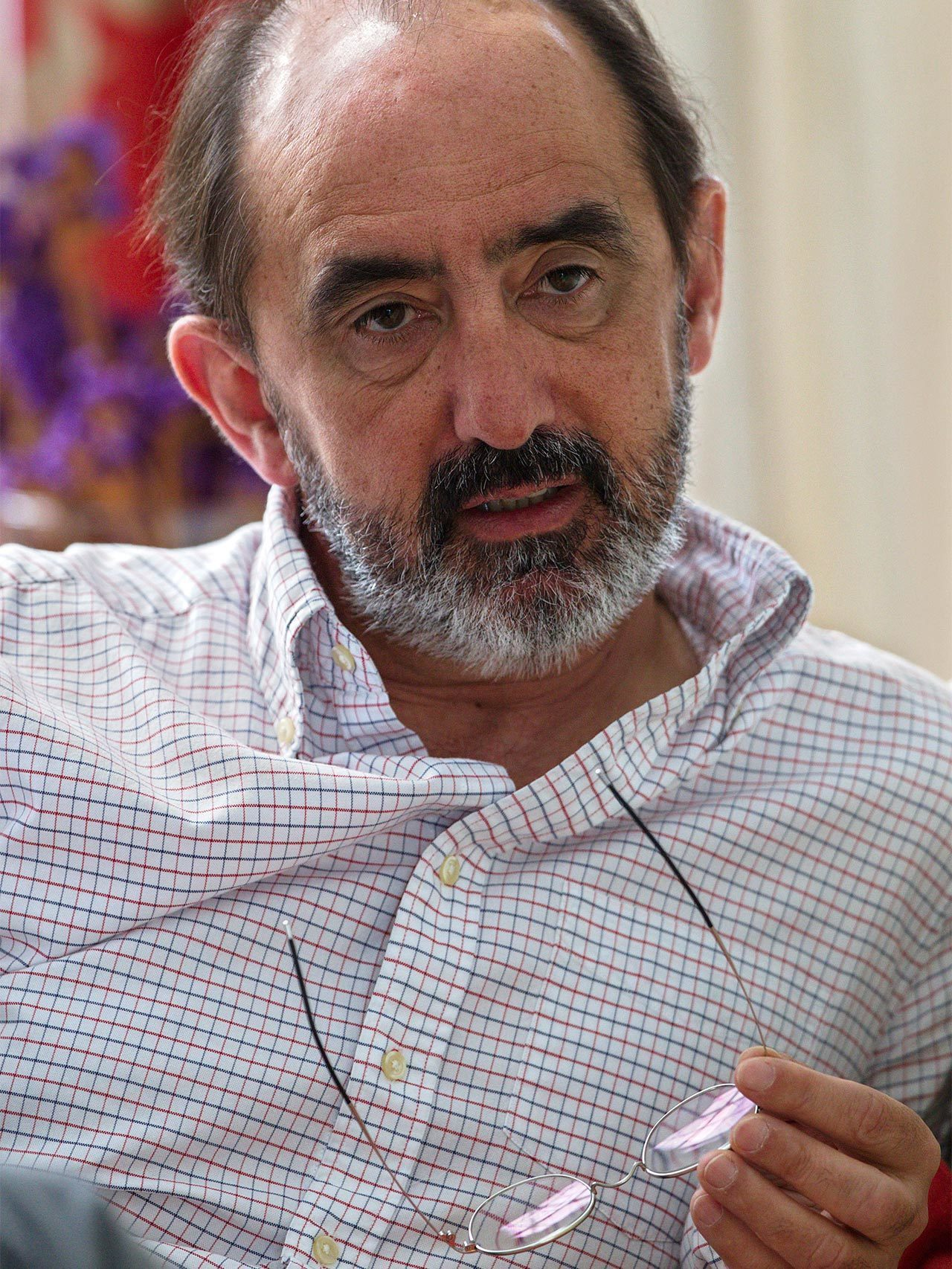 Innerarity concurrió a las elecciones del 20-D en las listas de Geroa Bai.