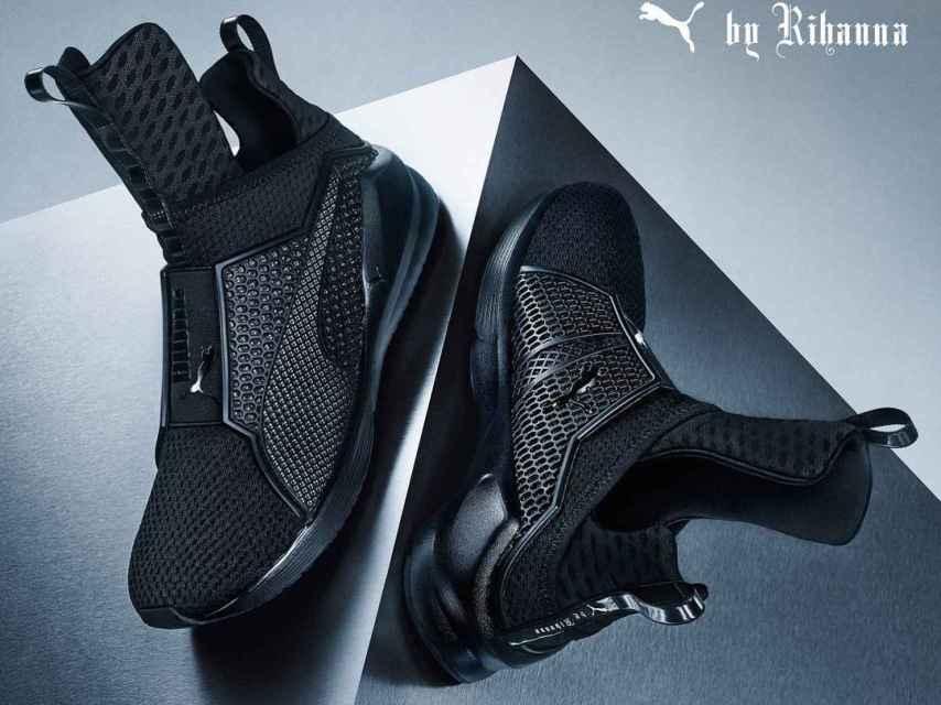 Zapatillas diseñadas por Rihanna