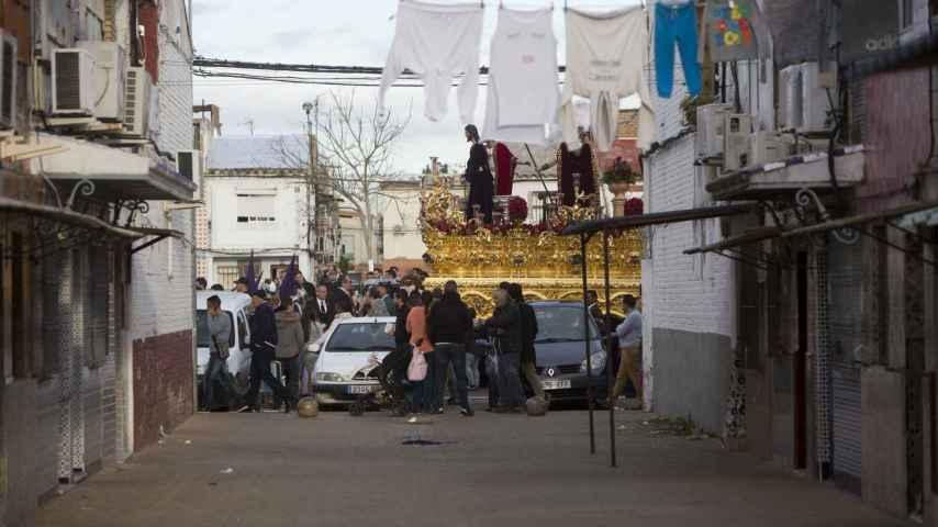 Torreblanca: sed de fe en el barrio del hambre