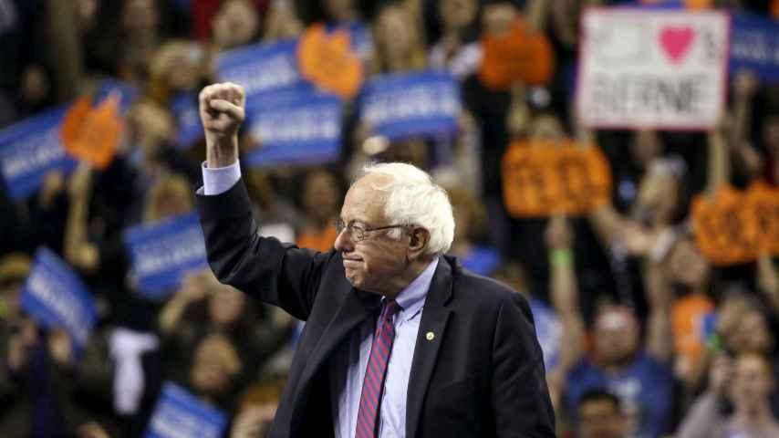 Bernie Sanders se ha hecho con el voto extranjero en las primarias.