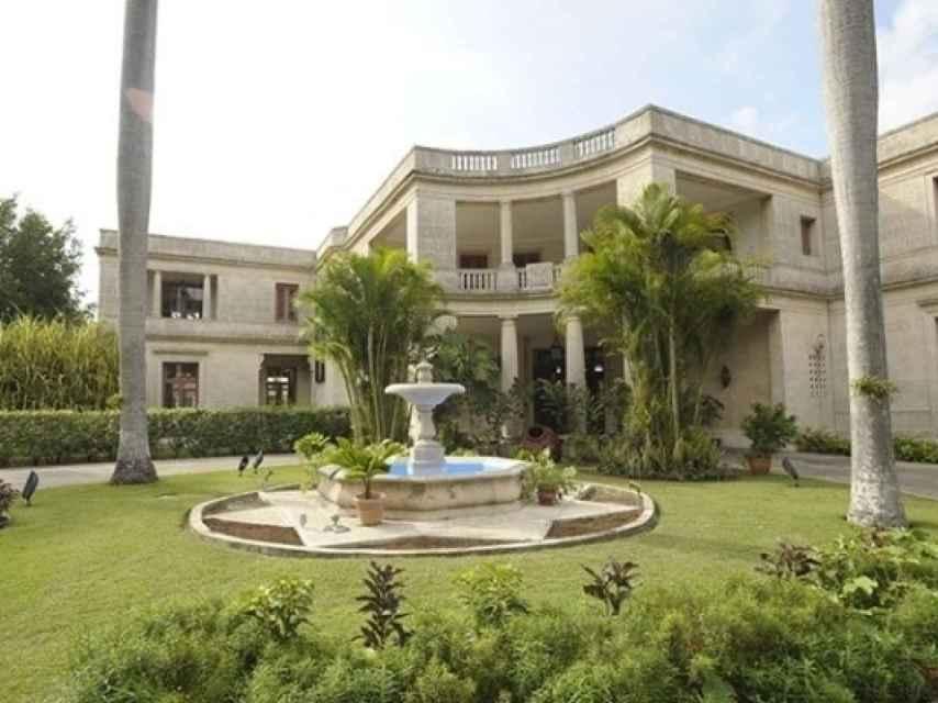 Residencia del embajador en La Habana