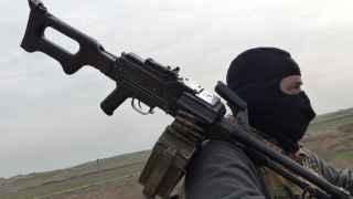 Simón es uno de los españoles que ya se encuentra en el Kurdistán.