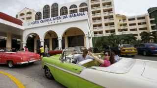 Hotel Quinta Avenida de La Habana.