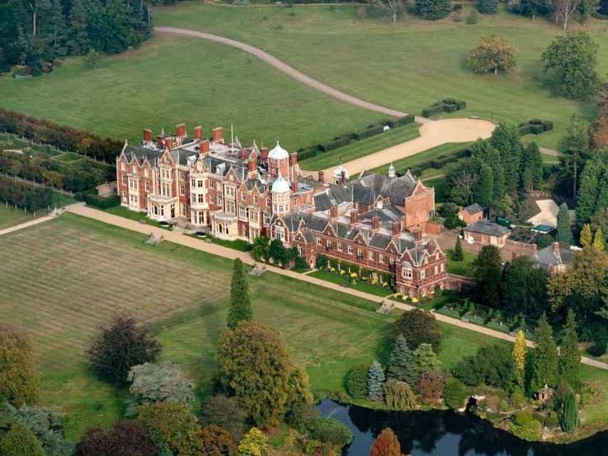 El palacio de Sandringham