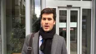El periodista Julian Schorpps ha sido testigo directo por azar de los atentados de París y de Bruselas