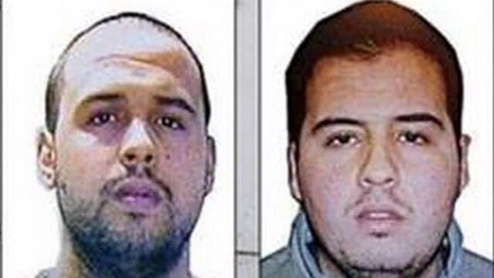 Los hermanos kamikazes de Bruselas. Police Fédérale Belge