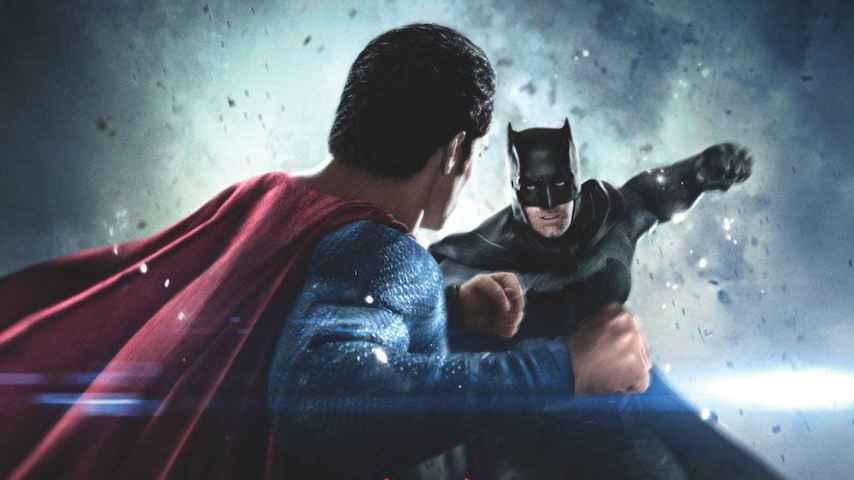 Así sería el enfrentamiento de Batman V Superman en videojuegos