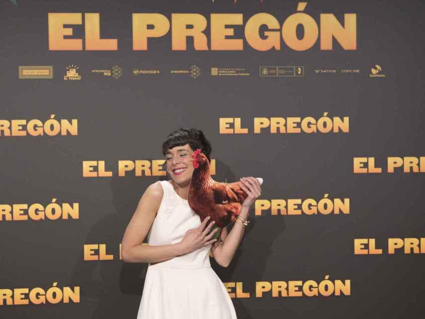 La actriz sevillana Belén Cuesta.