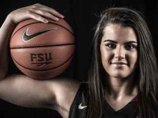 Leticia Romero, jugadora de Florida State.