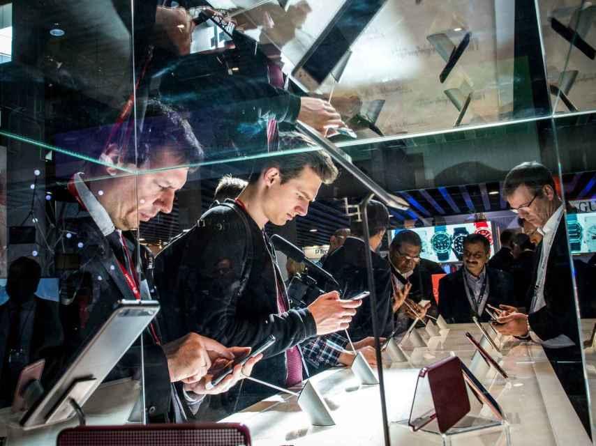 Las apps móviles, el presente de la banca.