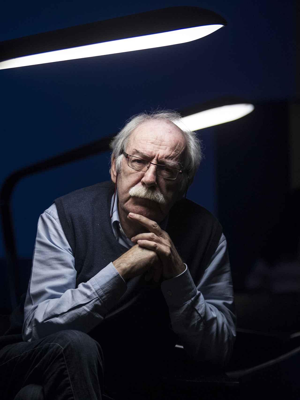 El filósofo Aurelio Arteta/Iván Aguinaga