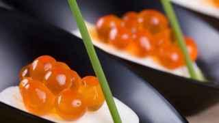 Cocina molecular en tu casa: esferificaciones de naranja