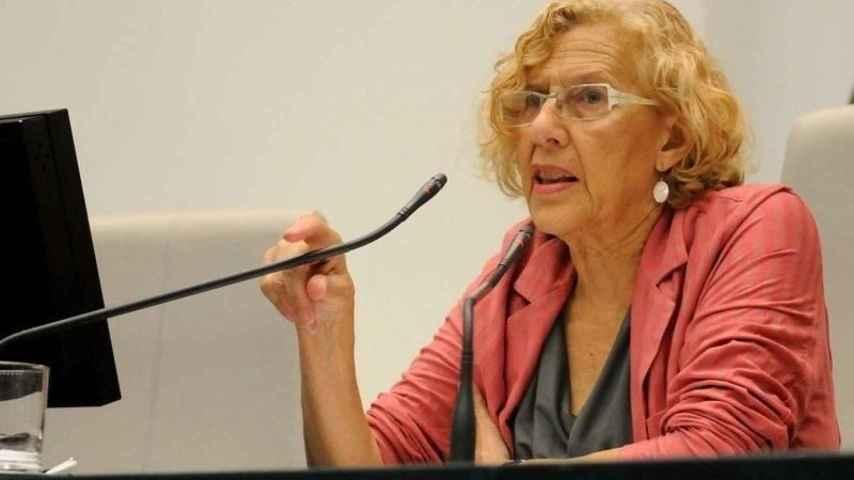 Carmena, convencida de que se alcanzará un acuerdo de gobernabilidad