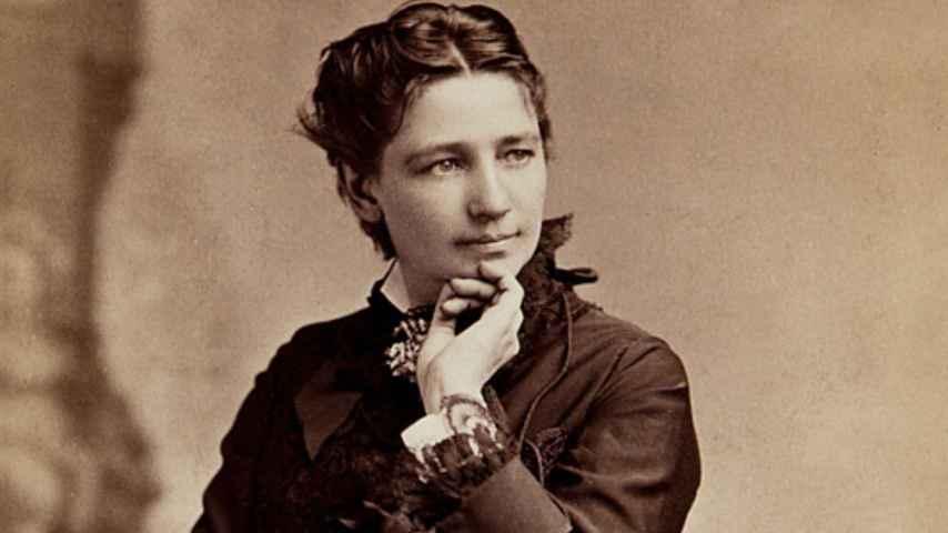 La primera mujer que aspiró a presidir los EEUU y fue detenida por obscenidad